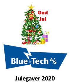 Blue Tech - Julegaver 2020